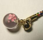 水晶12mm桜